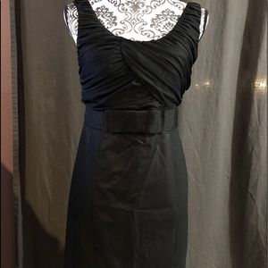 H&M beautiful cocktail little black dress. Size 8